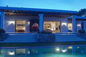 Ibiza villa huren