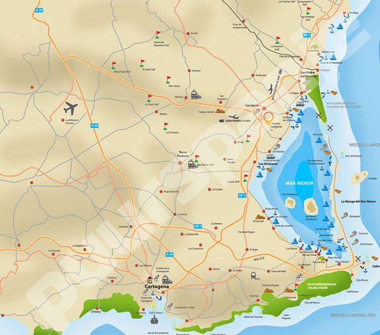 Regio Spanje