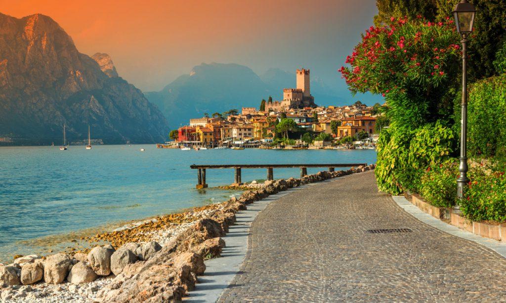 Op vakantie naar Italie